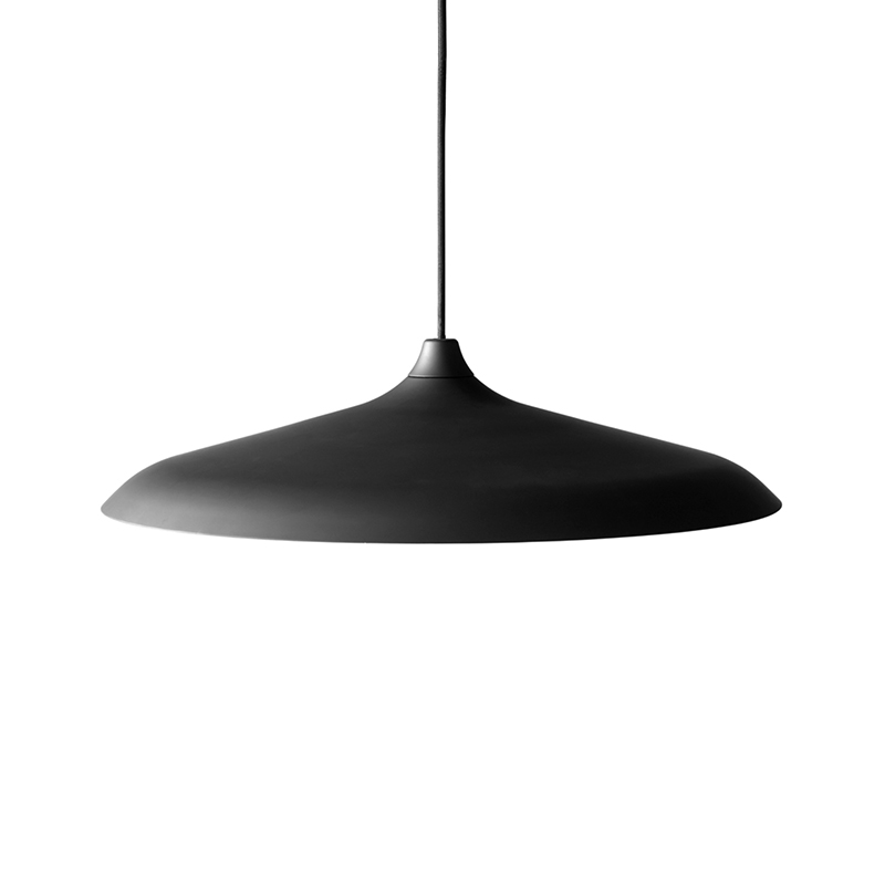 Menu Circular Pendant Light by StudioWM Olson and Baker - Designer & Contemporary Sofas, Furniture - Olson and Baker showcases original designs from authentic, designer brands. Buy contemporary furniture, lighting, storage, sofas & chairs at Olson + Baker.