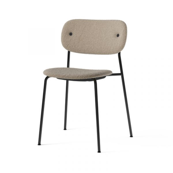 Co Fully Upholstered Dining Chair - Set of Two