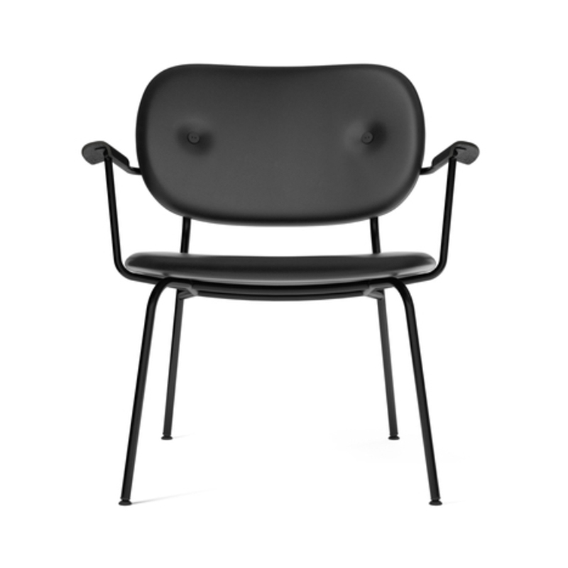 Menu Co Fully Upholstered Lounge Chair by Norm Architects Olson and Baker - Designer & Contemporary Sofas, Furniture - Olson and Baker showcases original designs from authentic, designer brands. Buy contemporary furniture, lighting, storage, sofas & chairs at Olson + Baker.
