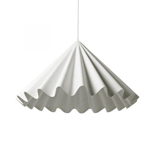 Dancing Pendant Light Lamp in Off-White