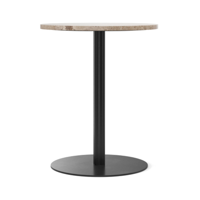 Menu Harbour Column Ø60cm Round Dining Table with Pedestal Base by Norm Architects Olson and Baker - Designer & Contemporary Sofas, Furniture - Olson and Baker showcases original designs from authentic, designer brands. Buy contemporary furniture, lighting, storage, sofas & chairs at Olson + Baker.