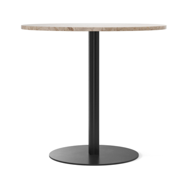 Menu Harbour Column Ø80cm Round Dining Table with Pedestal Base by Norm Architects Olson and Baker - Designer & Contemporary Sofas, Furniture - Olson and Baker showcases original designs from authentic, designer brands. Buy contemporary furniture, lighting, storage, sofas & chairs at Olson + Baker.