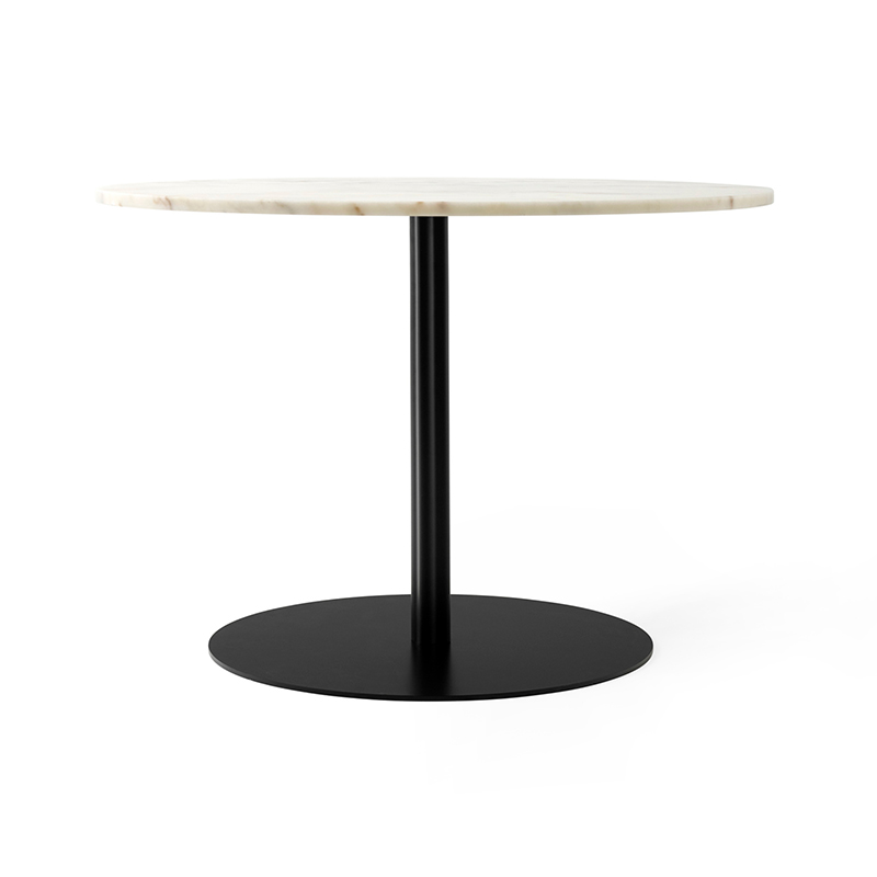Menu Harbour Column Ø105cm Round Dining Table with Pedestal Base by Norm Architects Olson and Baker - Designer & Contemporary Sofas, Furniture - Olson and Baker showcases original designs from authentic, designer brands. Buy contemporary furniture, lighting, storage, sofas & chairs at Olson + Baker.