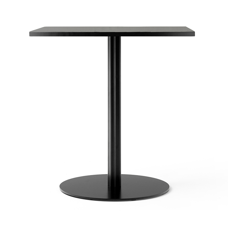 Menu Harbour Column 60x70cm Dining Table with Pedestal Base by Norm Architects Olson and Baker - Designer & Contemporary Sofas, Furniture - Olson and Baker showcases original designs from authentic, designer brands. Buy contemporary furniture, lighting, storage, sofas & chairs at Olson + Baker.