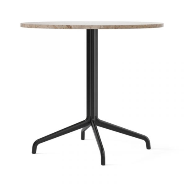 Harbour Column Round Dining Table with Four Star Base