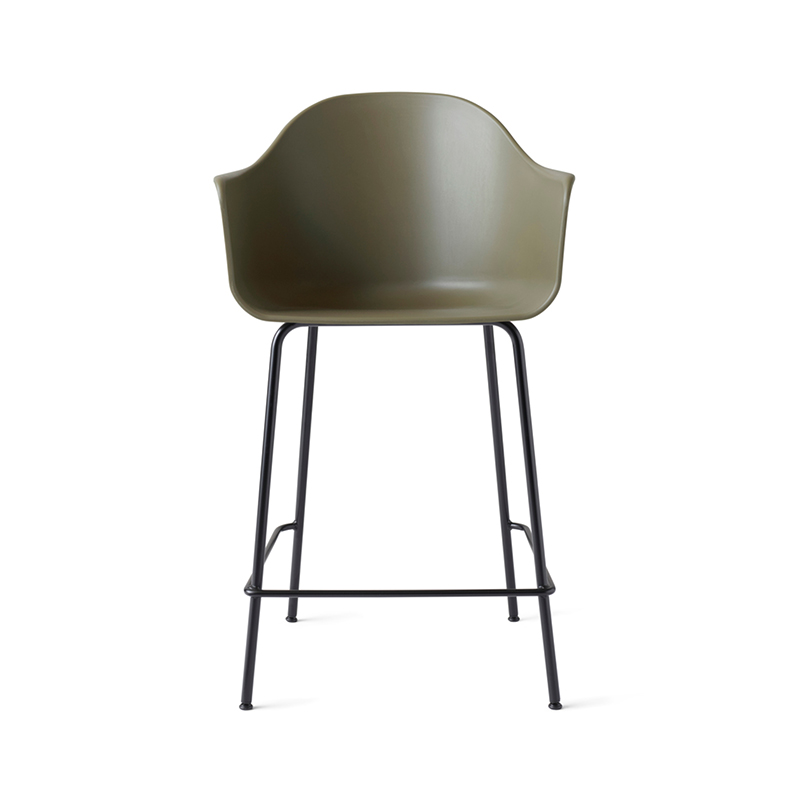 Menu Harbour Counter Stool by Norm Architects Olson and Baker - Designer & Contemporary Sofas, Furniture - Olson and Baker showcases original designs from authentic, designer brands. Buy contemporary furniture, lighting, storage, sofas & chairs at Olson + Baker.