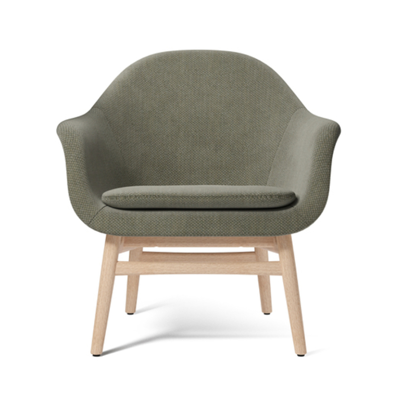 Menu Harbour Lounge Chair by Norm Architects Olson and Baker - Designer & Contemporary Sofas, Furniture - Olson and Baker showcases original designs from authentic, designer brands. Buy contemporary furniture, lighting, storage, sofas & chairs at Olson + Baker.