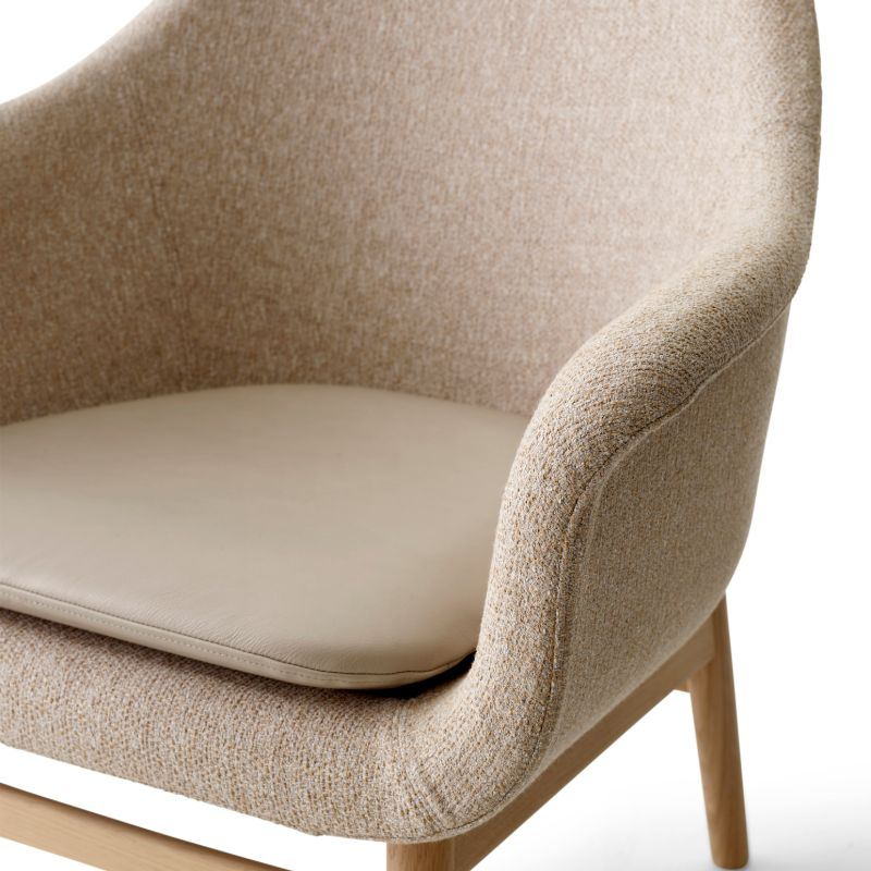 Menu-Harbour_Lounge_Chair-by-Norm_Architects-Kvadrat_-_Savanna_0222_(34__PL,_31__WO,_26__PAN,_4__CO,_3__NY,_2__LI)-Sørensen_-_Nuance_Light_Grey_-_40782_(100_ Cow Hide)-Menu_-_Natural_Oak-04 Olson and Baker - Designer & Contemporary Sofas, Furniture - Olson and Baker showcases original designs from authentic, designer brands. Buy contemporary furniture, lighting, storage, sofas & chairs at Olson + Baker.