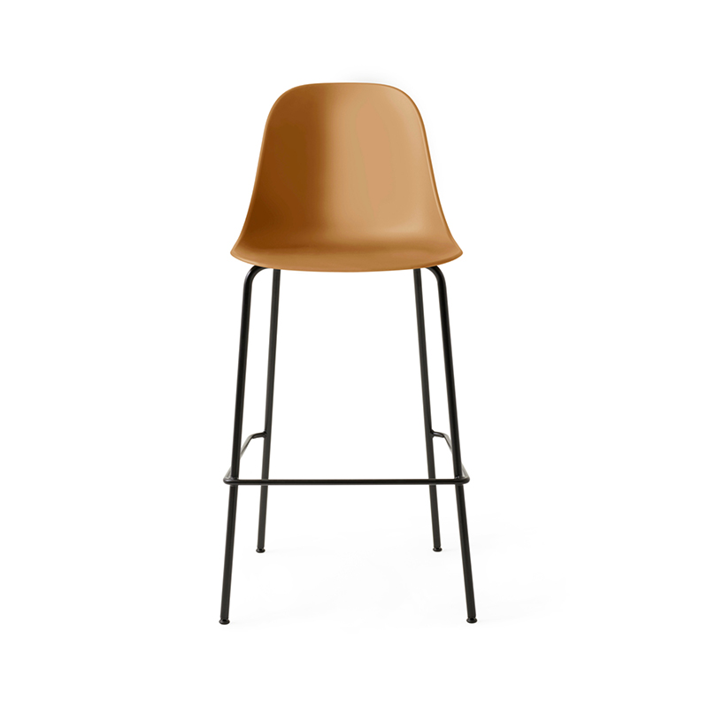 Menu Harbour High Bar Side Stool by Norm Architects Olson and Baker - Designer & Contemporary Sofas, Furniture - Olson and Baker showcases original designs from authentic, designer brands. Buy contemporary furniture, lighting, storage, sofas & chairs at Olson + Baker.