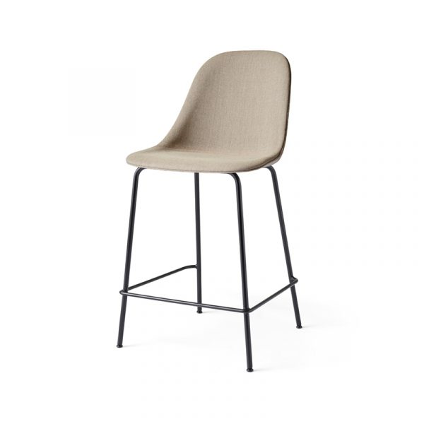 Harbour Fully Upholstered Counter Side Stool