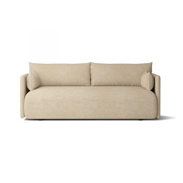 Offset Two Seat Sofa