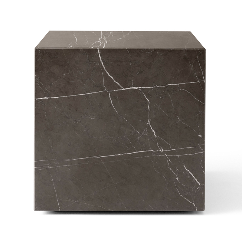 Menu Plinth Cubic by Norm Architects Olson and Baker - Designer & Contemporary Sofas, Furniture - Olson and Baker showcases original designs from authentic, designer brands. Buy contemporary furniture, lighting, storage, sofas & chairs at Olson + Baker.