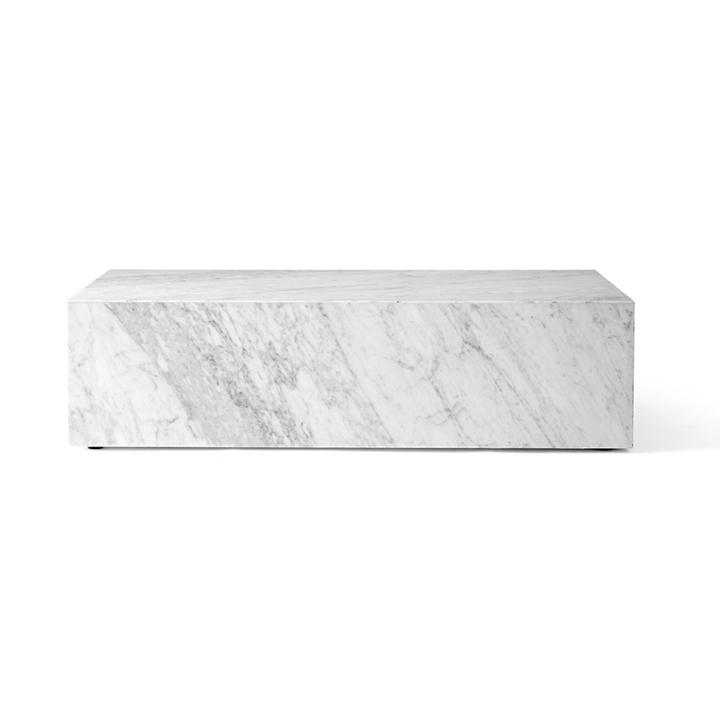 Menu Plinth Low by Norm Architects Olson and Baker - Designer & Contemporary Sofas, Furniture - Olson and Baker showcases original designs from authentic, designer brands. Buy contemporary furniture, lighting, storage, sofas & chairs at Olson + Baker.