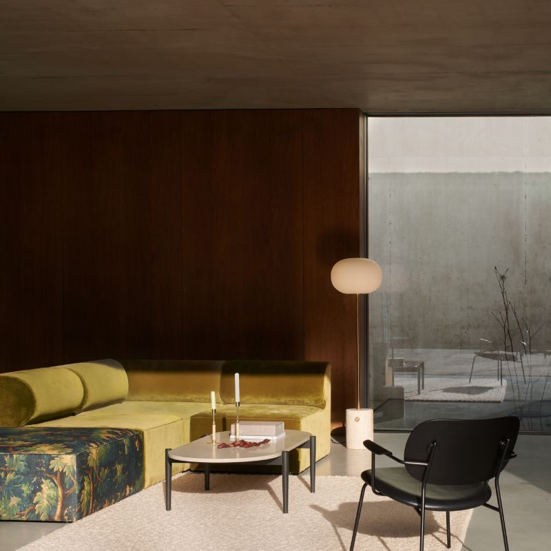 Menu-Septembre_Coffee_Table-by-Theresa_Rand-Lifeshot-01 Olson and Baker - Designer & Contemporary Sofas, Furniture - Olson and Baker showcases original designs from authentic, designer brands. Buy contemporary furniture, lighting, storage, sofas & chairs at Olson + Baker.