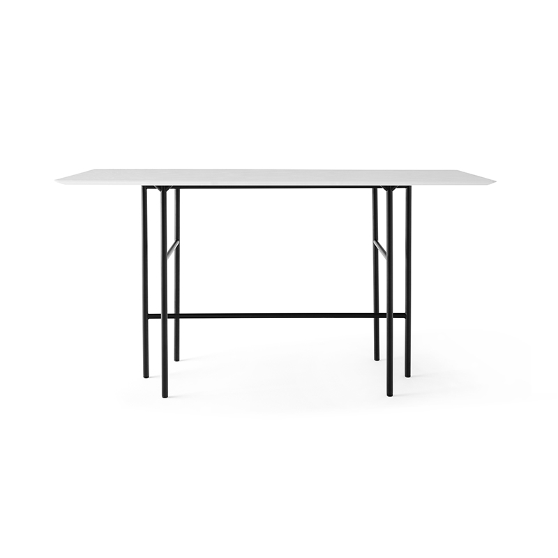 Menu Snaregade Café Table by Norm Architects Olson and Baker - Designer & Contemporary Sofas, Furniture - Olson and Baker showcases original designs from authentic, designer brands. Buy contemporary furniture, lighting, storage, sofas & chairs at Olson + Baker.
