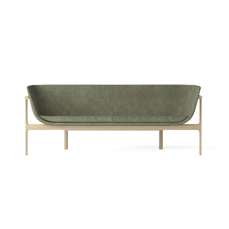 Menu Tailor Lounge Three Seat Sofa by Rui Alves Olson and Baker - Designer & Contemporary Sofas, Furniture - Olson and Baker showcases original designs from authentic, designer brands. Buy contemporary furniture, lighting, storage, sofas & chairs at Olson + Baker.