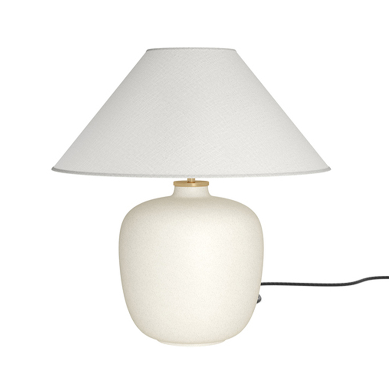 Menu Torso Table Lamp by Kroeyer-Saetter-Lassen Olson and Baker - Designer & Contemporary Sofas, Furniture - Olson and Baker showcases original designs from authentic, designer brands. Buy contemporary furniture, lighting, storage, sofas & chairs at Olson + Baker.