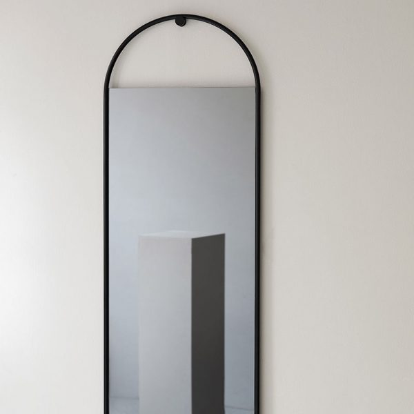 Peek Large Oval Wall Mirror