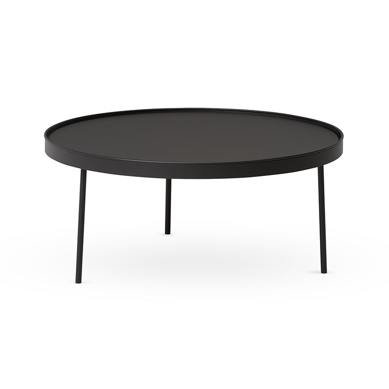 Northern Stilk Coffee Table with Large Top by Morten and Jonas Olson and Baker - Designer & Contemporary Sofas, Furniture - Olson and Baker showcases original designs from authentic, designer brands. Buy contemporary furniture, lighting, storage, sofas & chairs at Olson + Baker.