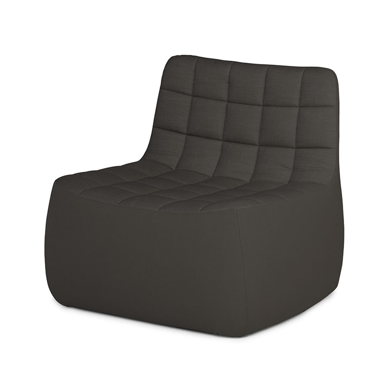 Northern Yam XL Lounge Chair by Mattias Stenberg Olson and Baker - Designer & Contemporary Sofas, Furniture - Olson and Baker showcases original designs from authentic, designer brands. Buy contemporary furniture, lighting, storage, sofas & chairs at Olson + Baker.