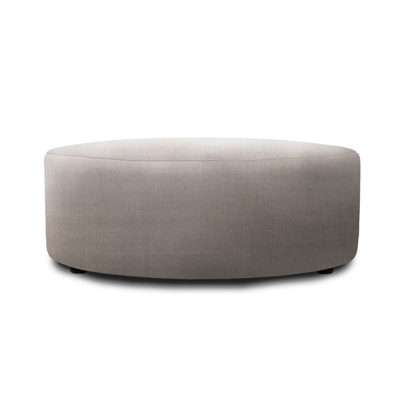 Olson and Baker Bowles Round Ottoman by Olson and Baker Studio Olson and Baker - Designer & Contemporary Sofas, Furniture - Olson and Baker showcases original designs from authentic, designer brands. Buy contemporary furniture, lighting, storage, sofas & chairs at Olson + Baker.
