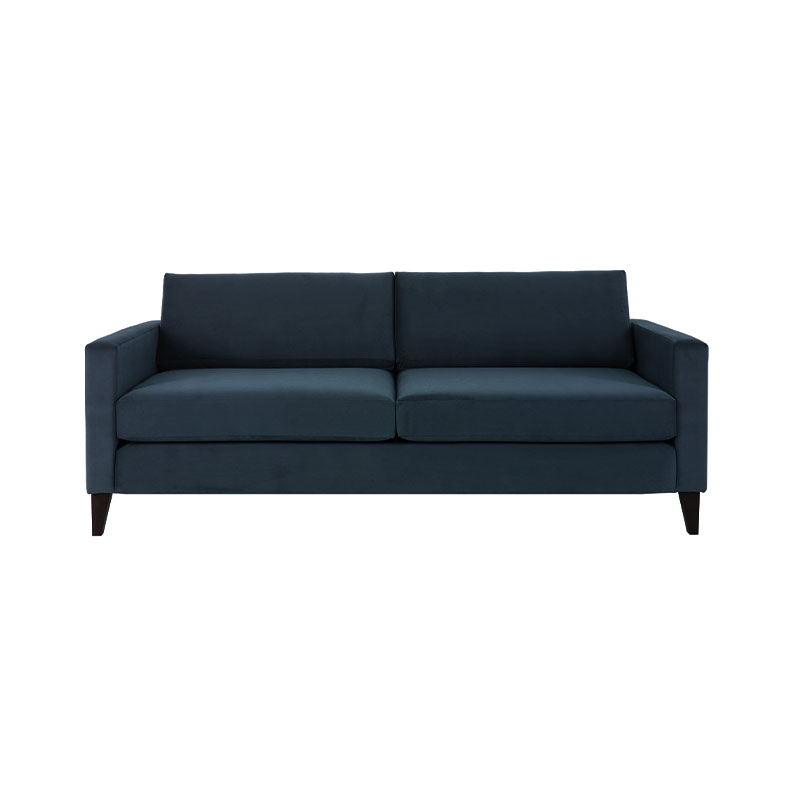 Olson and Baker Franklin Two Seat Sofa by Olson and Baker Studio Olson and Baker - Designer & Contemporary Sofas, Furniture - Olson and Baker showcases original designs from authentic, designer brands. Buy contemporary furniture, lighting, storage, sofas & chairs at Olson + Baker.