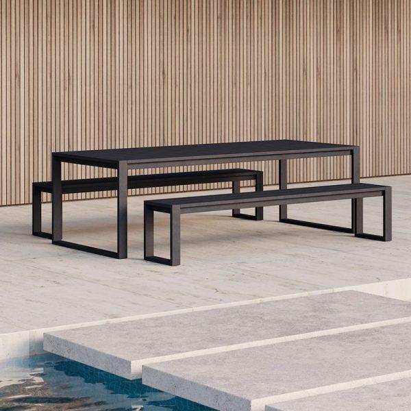 Eos 250x99.5cm Rectangular Communal Dining Table