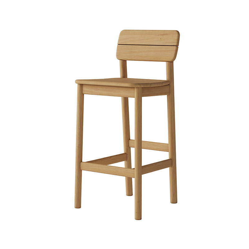 Case Furniture Tanso Bar Stool by David Irwin Olson and Baker - Designer & Contemporary Sofas, Furniture - Olson and Baker showcases original designs from authentic, designer brands. Buy contemporary furniture, lighting, storage, sofas & chairs at Olson + Baker.