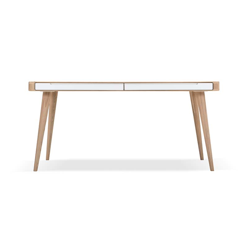 Gazzda Ena Dining Table by Salih Teskeredzic Olson and Baker - Designer & Contemporary Sofas, Furniture - Olson and Baker showcases original designs from authentic, designer brands. Buy contemporary furniture, lighting, storage, sofas & chairs at Olson + Baker.