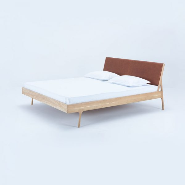 Fawn Bed with Deep Frame