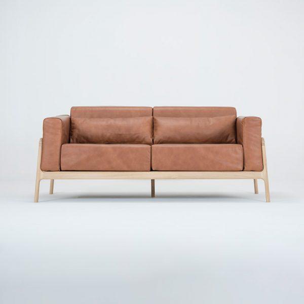 Fawn Two Seat Sofa