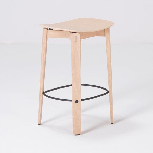 Nora High Bar Stool without Backrest