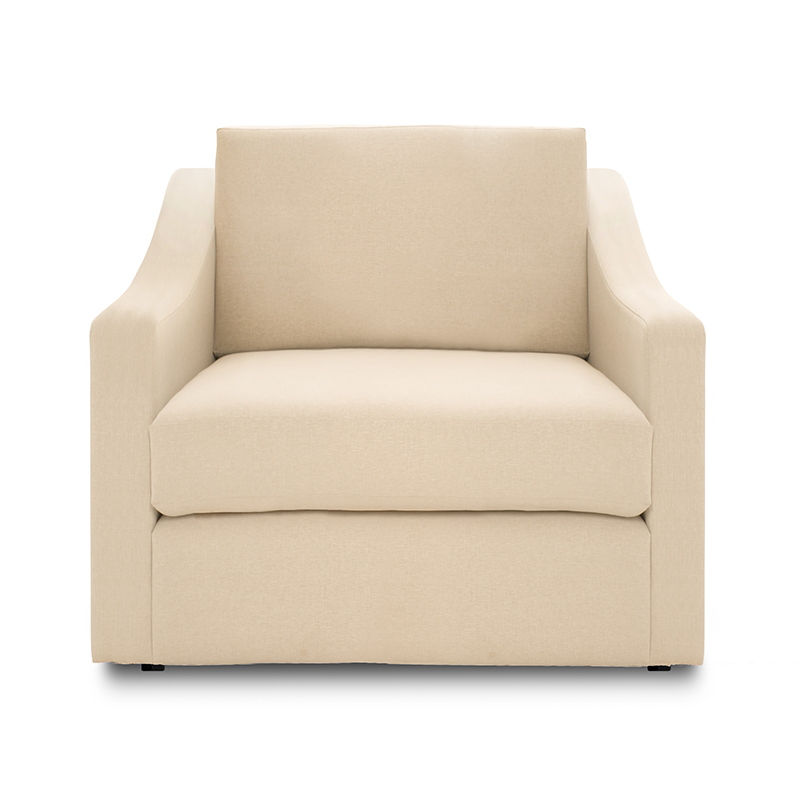 Olson and Baker Goodfield Armchair by Olson and Baker Studio Olson and Baker - Designer & Contemporary Sofas, Furniture - Olson and Baker showcases original designs from authentic, designer brands. Buy contemporary furniture, lighting, storage, sofas & chairs at Olson + Baker.