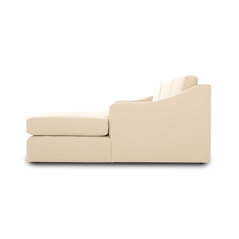 Olson-and-Baker-Goodfield-Sofa-Warwick-Husk-Flax-Lifeshot-03 Olson and Baker - Designer & Contemporary Sofas, Furniture - Olson and Baker showcases original designs from authentic, designer brands. Buy contemporary furniture, lighting, storage, sofas & chairs at Olson + Baker.