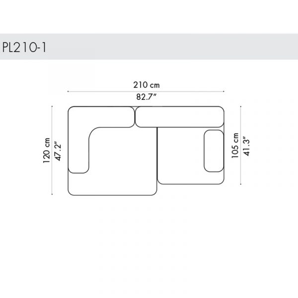 Alphapet Modular Sofa