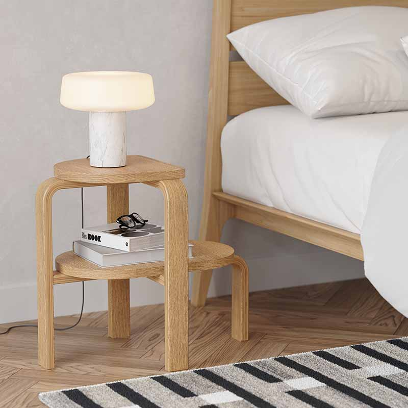 Case Furniture Altura Step Stool by Patricia  Perez Olson and Baker - Designer & Contemporary Sofas, Furniture - Olson and Baker showcases original designs from authentic, designer brands. Buy contemporary furniture, lighting, storage, sofas & chairs at Olson + Baker.