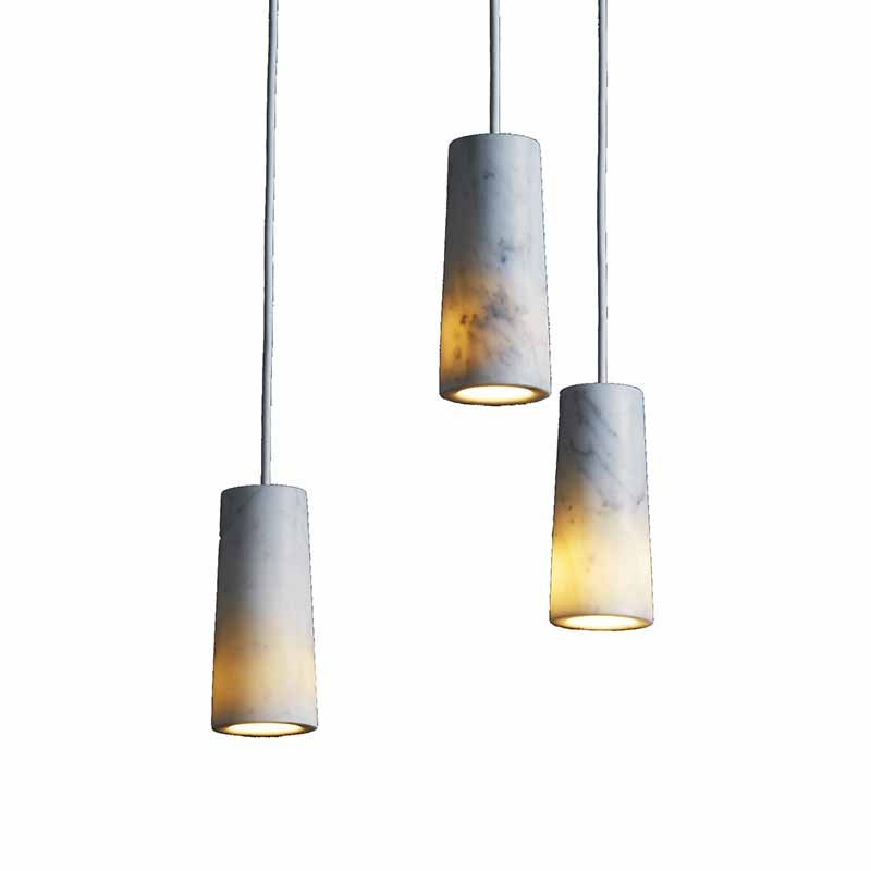 Case Furniture Core Pendant - Cluster of Three by Terence Woodgate Olson and Baker - Designer & Contemporary Sofas, Furniture - Olson and Baker showcases original designs from authentic, designer brands. Buy contemporary furniture, lighting, storage, sofas & chairs at Olson + Baker.