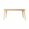 Case Furniture Dulwich Extendable Table by Matthew Hilton Olson and Baker - Designer & Contemporary Sofas, Furniture - Olson and Baker showcases original designs from authentic, designer brands. Buy contemporary furniture, lighting, storage, sofas & chairs at Olson + Baker.