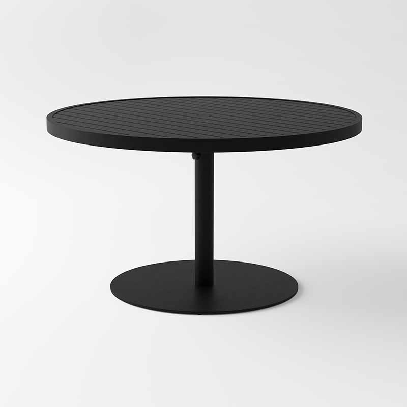 Case Furniture Eos Round Table by Mathew Hilton Olson and Baker - Designer & Contemporary Sofas, Furniture - Olson and Baker showcases original designs from authentic, designer brands. Buy contemporary furniture, lighting, storage, sofas & chairs at Olson + Baker.