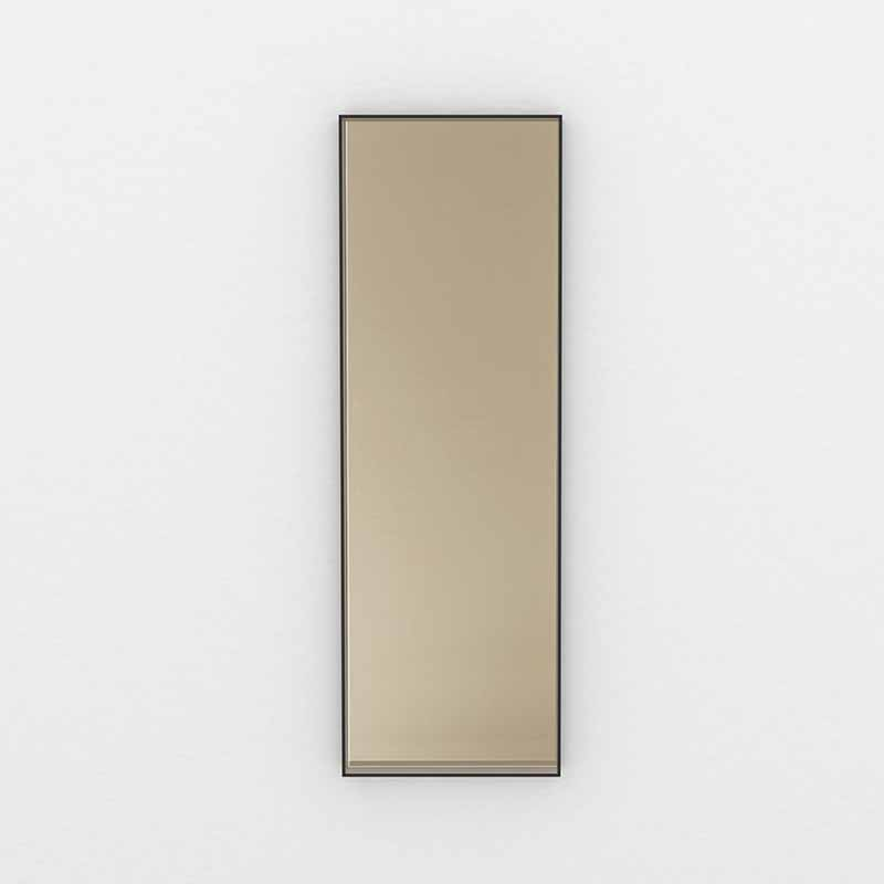 Case Furniture Lucent Mirror by Matthew Hilton Olson and Baker - Designer & Contemporary Sofas, Furniture - Olson and Baker showcases original designs from authentic, designer brands. Buy contemporary furniture, lighting, storage, sofas & chairs at Olson + Baker.