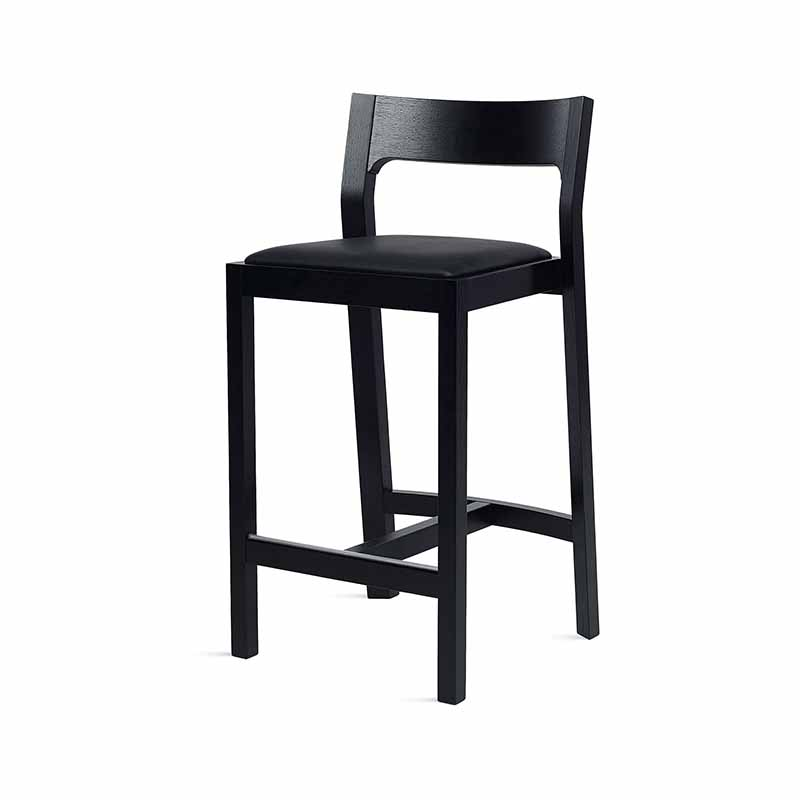 Case Furniture Profile Counter Stool by Matthew Hilton Olson and Baker - Designer & Contemporary Sofas, Furniture - Olson and Baker showcases original designs from authentic, designer brands. Buy contemporary furniture, lighting, storage, sofas & chairs at Olson + Baker.
