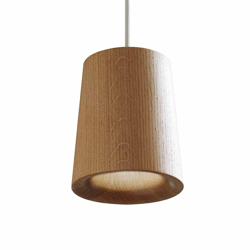 Case Furniture Solid Cone Pendant by Terence Woodgate Olson and Baker - Designer & Contemporary Sofas, Furniture - Olson and Baker showcases original designs from authentic, designer brands. Buy contemporary furniture, lighting, storage, sofas & chairs at Olson + Baker.