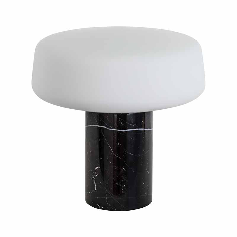 Case Furniture Solid Table Lamp by Terence Woodgate Olson and Baker - Designer & Contemporary Sofas, Furniture - Olson and Baker showcases original designs from authentic, designer brands. Buy contemporary furniture, lighting, storage, sofas & chairs at Olson + Baker.