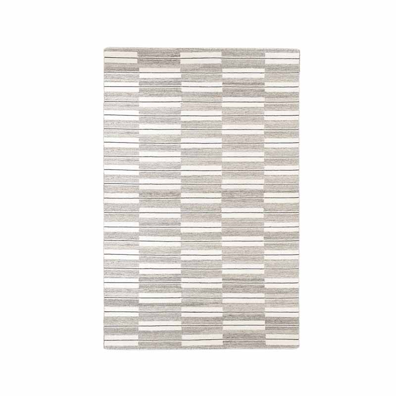 Case Furniture Spindle Outdoor Rug by Eleanor Pritchard Olson and Baker - Designer & Contemporary Sofas, Furniture - Olson and Baker showcases original designs from authentic, designer brands. Buy contemporary furniture, lighting, storage, sofas & chairs at Olson + Baker.