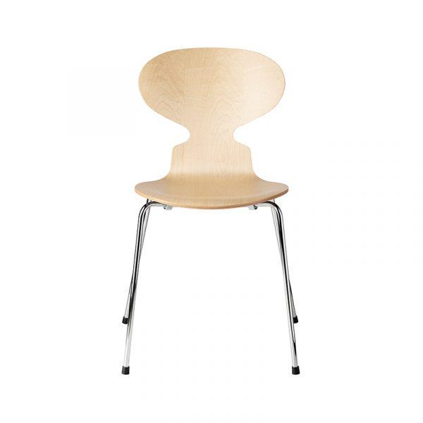 Ant Chair in Natural Veneer