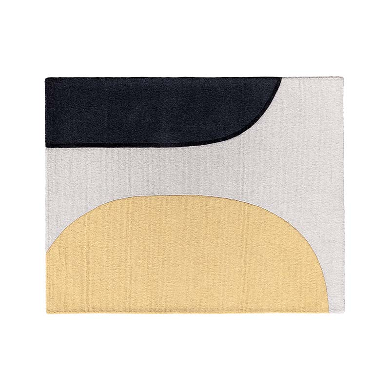 Fritz Hansen Balance Rug by Cecilie Manz Olson and Baker - Designer & Contemporary Sofas, Furniture - Olson and Baker showcases original designs from authentic, designer brands. Buy contemporary furniture, lighting, storage, sofas & chairs at Olson + Baker.
