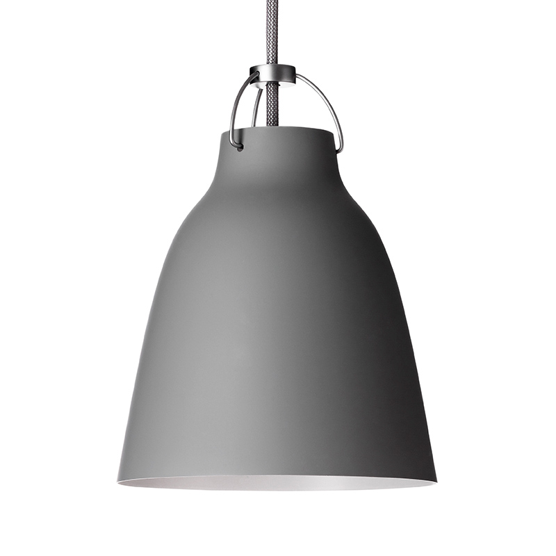 Fritz Hansen Caravaggio Pendant Light by Cecilie Manz Olson and Baker - Designer & Contemporary Sofas, Furniture - Olson and Baker showcases original designs from authentic, designer brands. Buy contemporary furniture, lighting, storage, sofas & chairs at Olson + Baker.