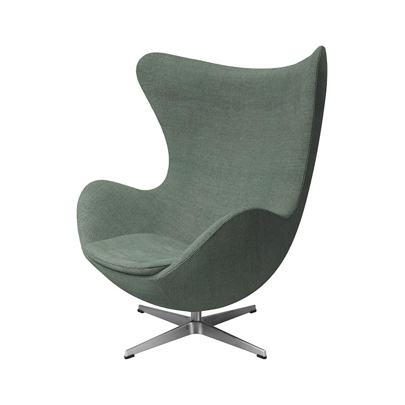 Fritz Hansen Egg Lounge Chair by Arne Jacobsen Olson and Baker - Designer & Contemporary Sofas, Furniture - Olson and Baker showcases original designs from authentic, designer brands. Buy contemporary furniture, lighting, storage, sofas & chairs at Olson + Baker.