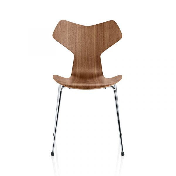 Grand Prix Chair in Natural Veneer