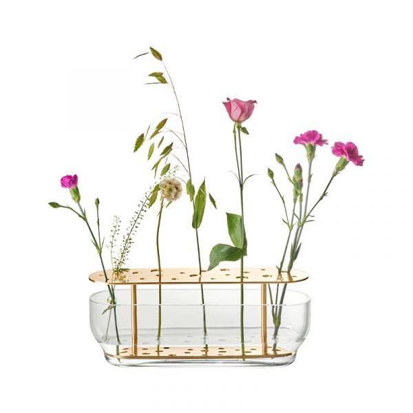 Ikebana Long Vase